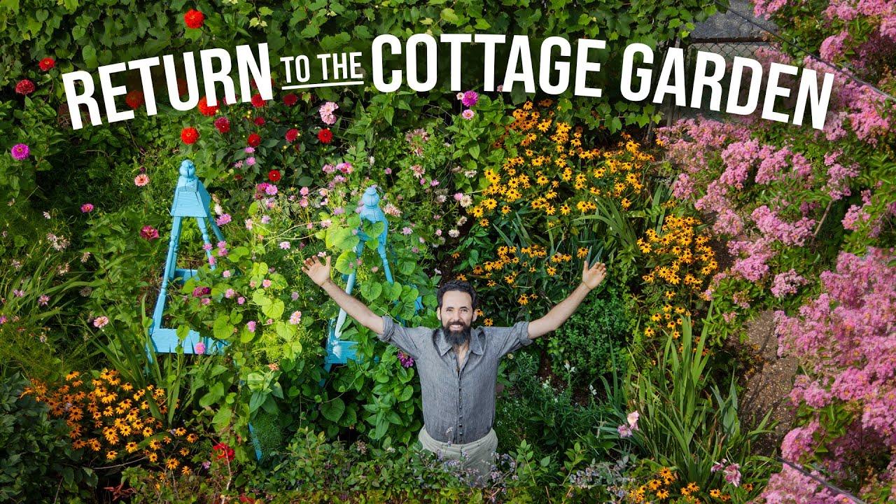 Download Cottage Garden Tour