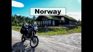Motorcycle Trip Sweden, Norway and Denmark