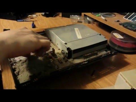 Ps3 super slim în cazul în care hard disk. Înlocuirea unității hard disk PS3 cu una mai capabilă.