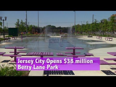 Berry Lane Park Ribbon Cutting