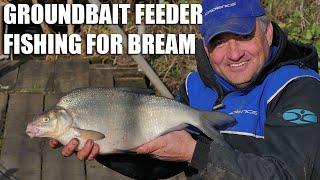 Groundbait Feeder Fishing for Bream