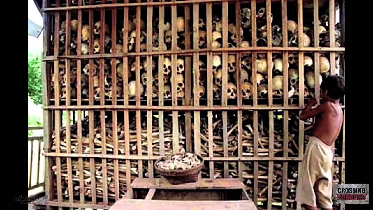 genocide in cambodia made by the khmer rouge and pol pot And genocide in cambodia under the khmer rouge, 1975 reasons why pol pot's khmer rouge revolution happened under the pol pot regime must.
