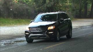 2012 Mercedes-Benz ML350 BlueTEC HD Video Review