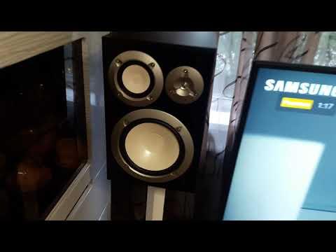 "Denon AVR-X250BT и Yamaha NS 6490+ MBQuart 10"""