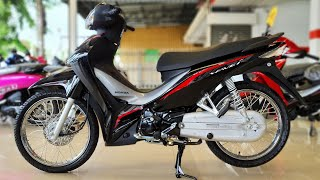 Honda Wave 110i 2020 Black