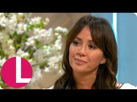Sheree Murphy Hopes her Podcast Can Help Mothers Cope with Feelings of Loneliness   Lorraine