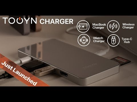 Tooyn The One Charger For All Apple Devices