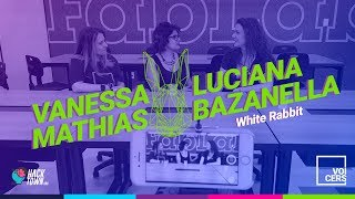 HACK TOWN | TECH TALK | LUCIANA BAZANELLA & VANESSA MATHIAS