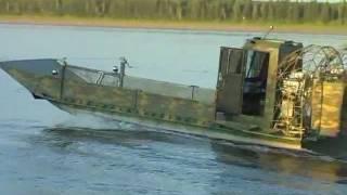 "Аэробот ""Тайфун 2000"" - http://aeroboat.ru"