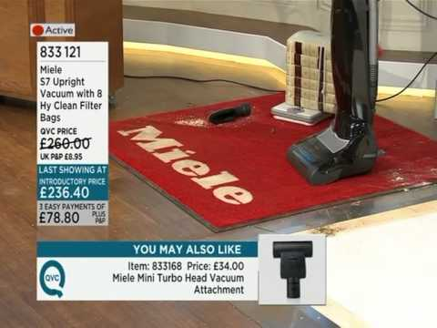 miele-s7-upright-vacuum-cleaner-being-demonstrated-on-qvc-uk