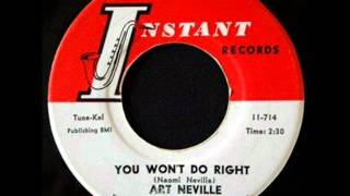 Art Neville   You Won