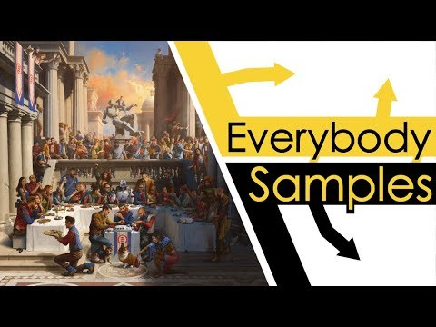 Every Sample From Logic's Everybody