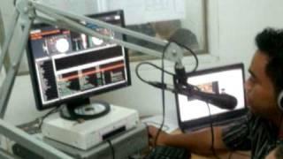 "Radio Nuku'alofa 88.6 (Tonga) using the ""World Famous"" Serato Scratch Live (SL1)"