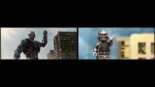 Avengers Age of Ultron IN LEGO - Comparison