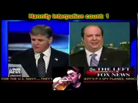 Can Shawn hannity is an asshole