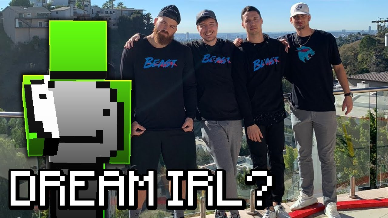 Dream & MrBeast IRL COLLAB!? #HypixelAlert Dream TRENDING - YT may LOSE Rank, Omicron