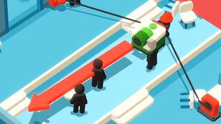 Using Catapult Physics to solve simple office problems in Good Job