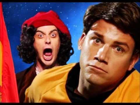 [Instrumental] Christopher Columbus vs Captain Kirk ERB