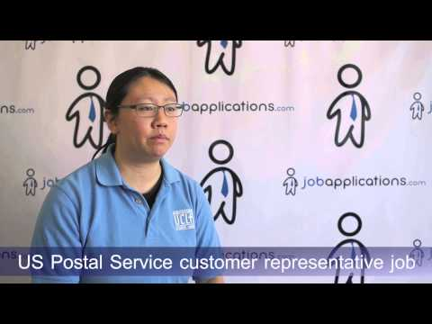 U.S. Postal Service Interview - Customer Representative