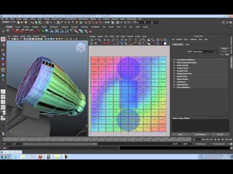 Wie ein Mod entsteht (2) - Texturieren, UV-Mapping