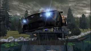 NFS:MW Legendary Final Pursuit with Razor's Mustang