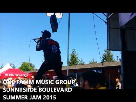 SUMMER JAM 2015 - SUNNIISIIDE BOULEVARD OF ONE FAMM MUSIC GROUP