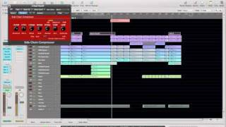 Untitled Dance Track - DangerSounds - Logic Studio 9