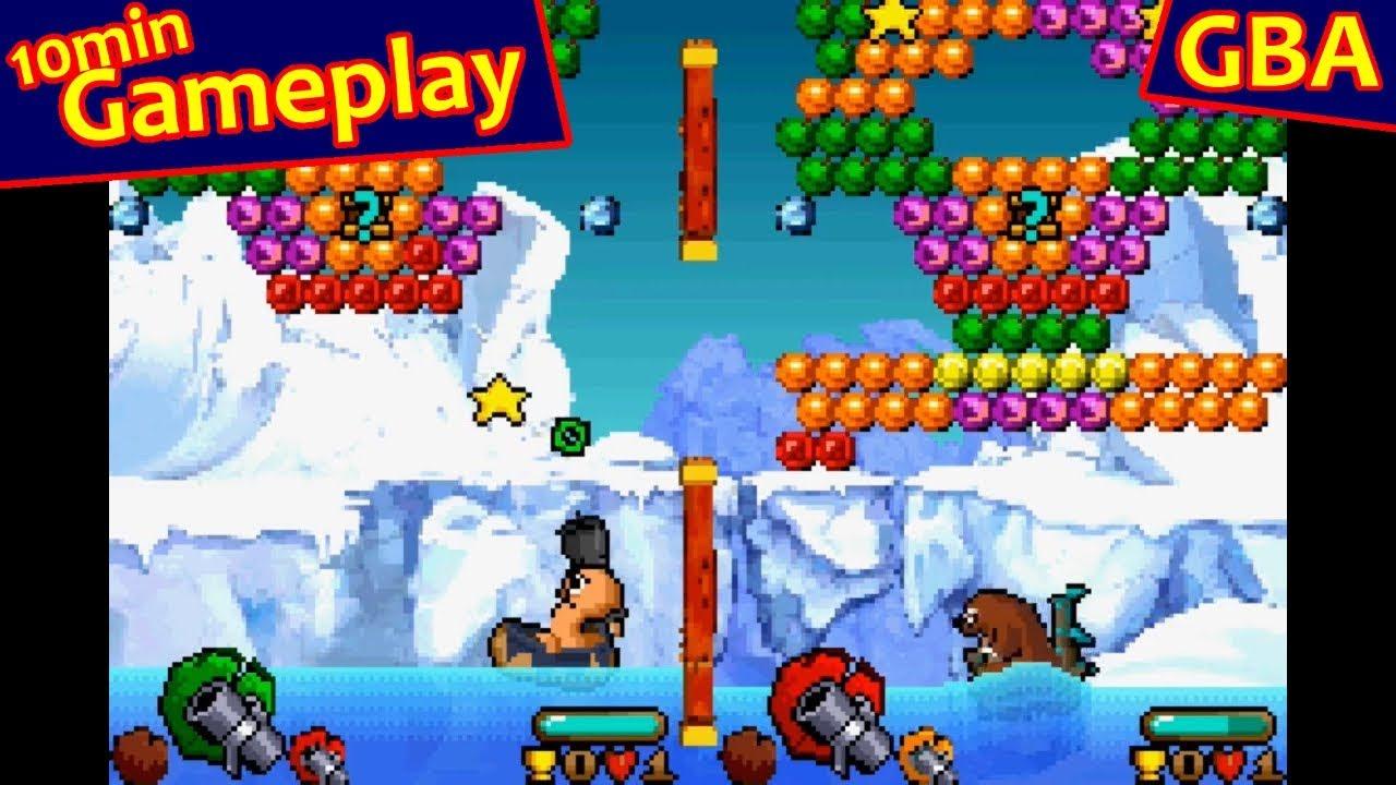 Worms Blast GBA ROM #22