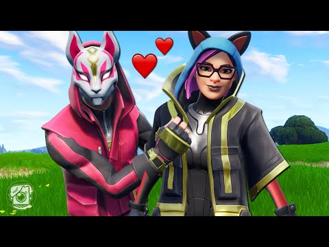LYNX FALLS IN LOVE WITH DRIFT *SEASON 7* - A Fortnite Season 7 Short Film