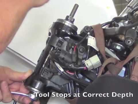 JIMS Late Model Neck Bearing Tool Part No 5515
