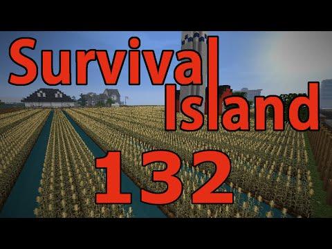 Minecraft- Survival Island [132] Raw Materials!