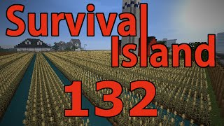 Minecraft- Survival Island [132] Raw Materials!