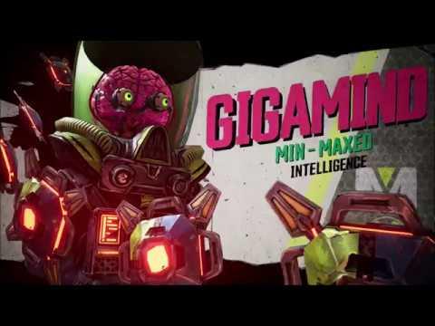 Borderlands 3 - Gigamind Boss Fight!