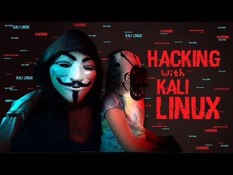 Kali Linux: Hacking Networks Part 1