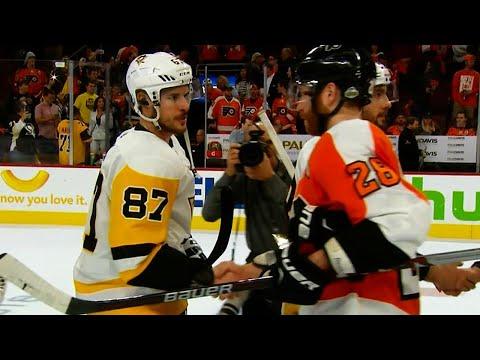 Handshakes: Penguins take Battle of Pennsylvania over Flyers