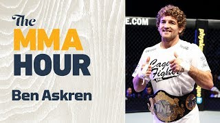 Ben Askren Believes He Can Mentally Break GSP if They Fight in 2019