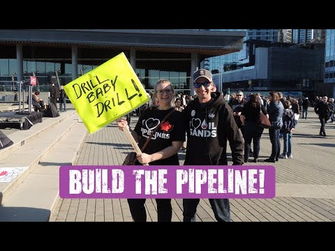 Say YES to the Trans Mountain pipeline!