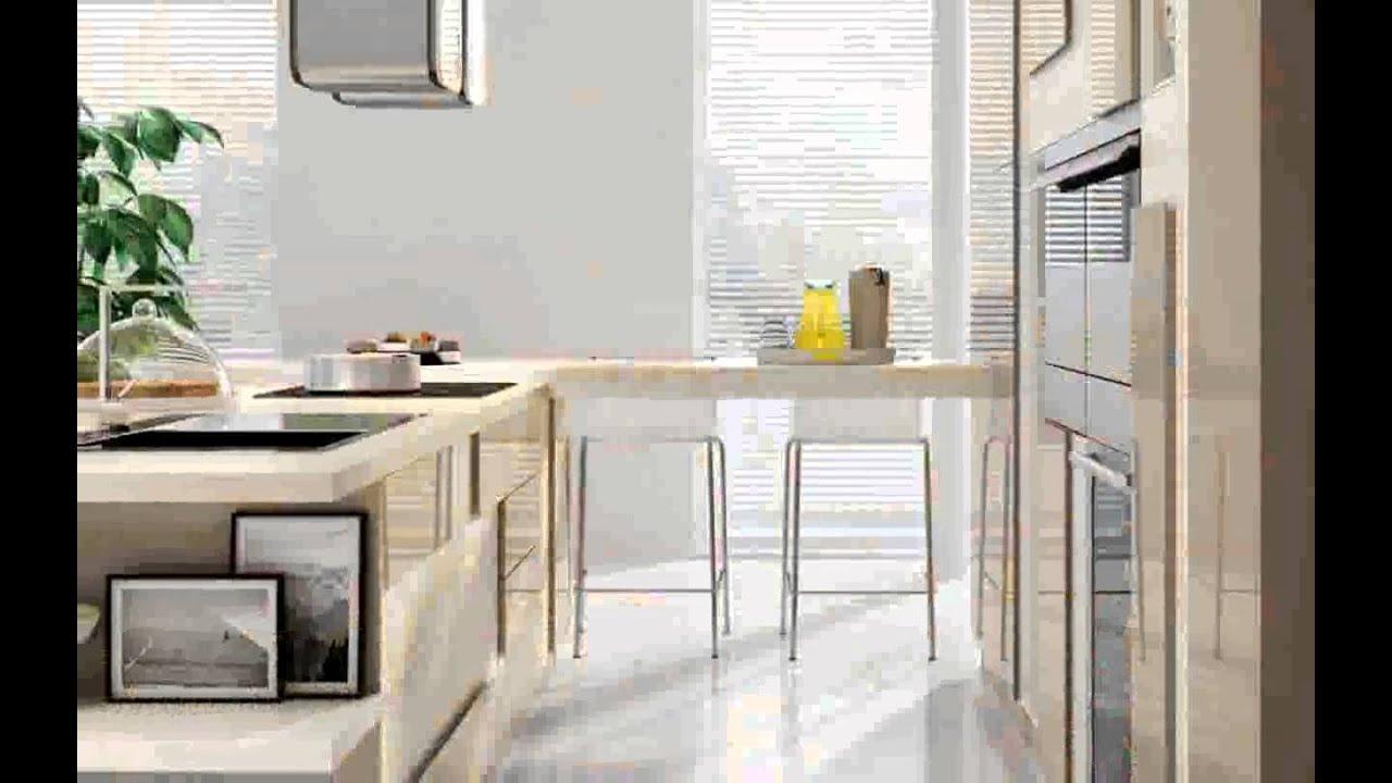 Arredamento Soggiorno Cucina Open Space - immagini - YouTube