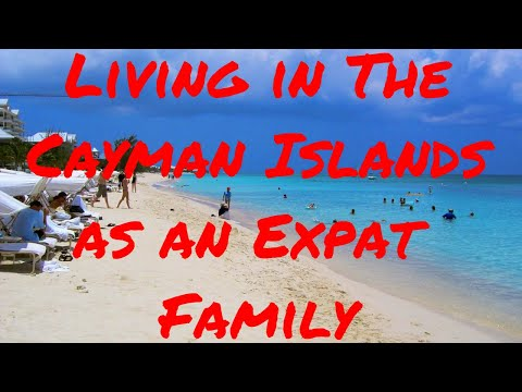 Living in the Cayman Islands as an Expat Family No Income Ta