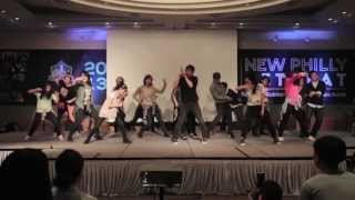 """Church Clap"" by the New Philly Dance Crew"