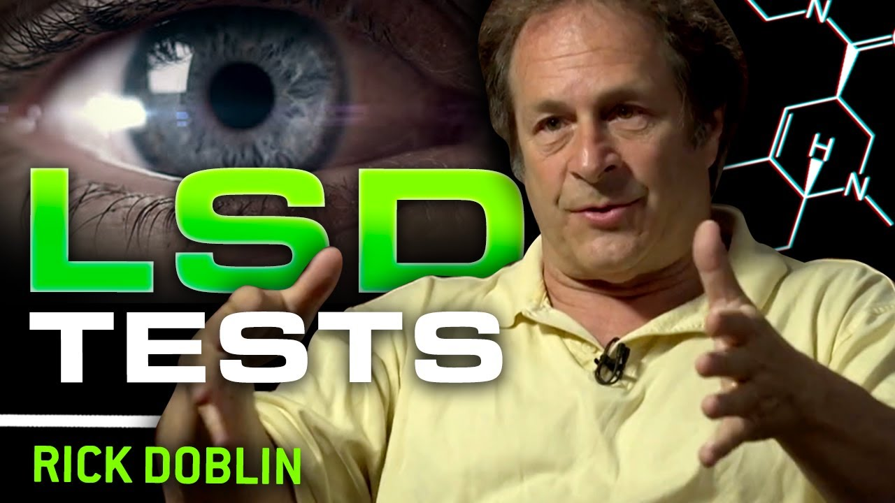 WHY LSD GOT BACKLASHED - Rick Doblin - Humans Are Underdeveloped Emotionally And Spiritually