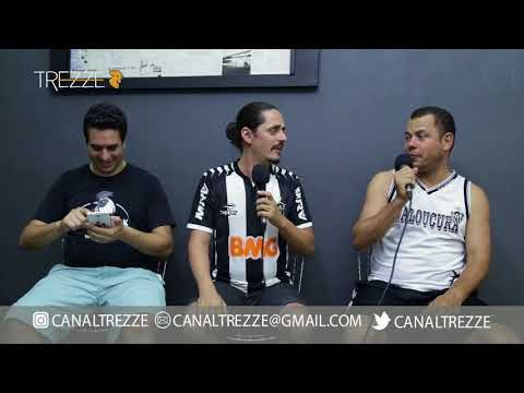 Canal Trezze programa #8 - Sport 1 x 1 Atlético Mineiro / Cuca no Galo?