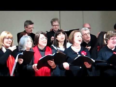Sydney Community College Choir- Lollipop June 2012