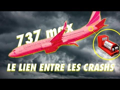 Avions 737 max : comment sait-on que ces crashs sont reliés ?