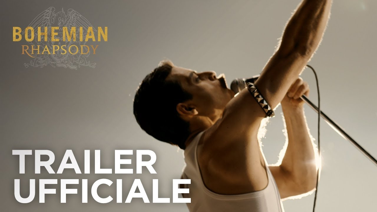 Bohemian Rhapsody | Trailer Ufficiale HD | 20th Century Fox 2018