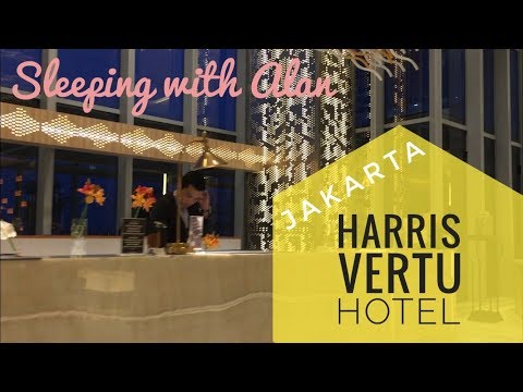 Sleeping With Alan - Harris Vertu Hotel Harmoni Jakarta