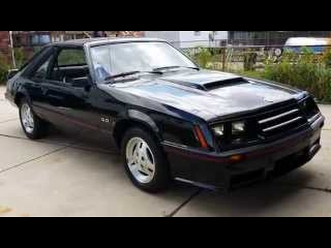 1982 Mustang Gt 4 Speed For Sale One Owner Auto Appraisal In Detroit