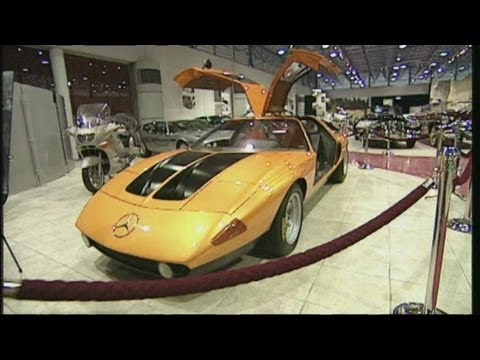 King Hussein S Car Collection