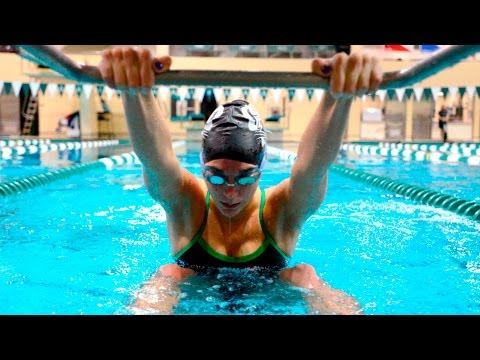 Ohio Swimming and Diving 2015/16: Senior Day Promo