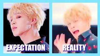 BTS EXPECTATION VS REALITY (MV EDITION)
